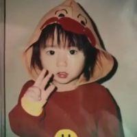 타나카 미쿠 아기때사진